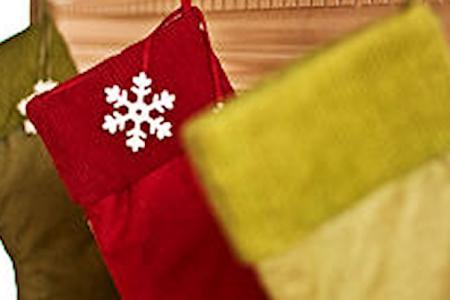 Christmas Ornaments as Stocking Stuffers