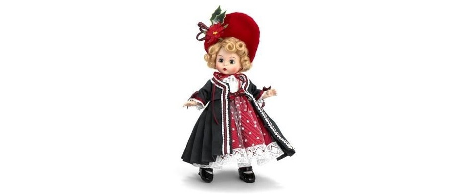 Madame Alexander Dolls for Christmas