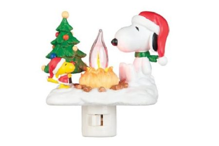 Decorative Christmas Night Lights for Children