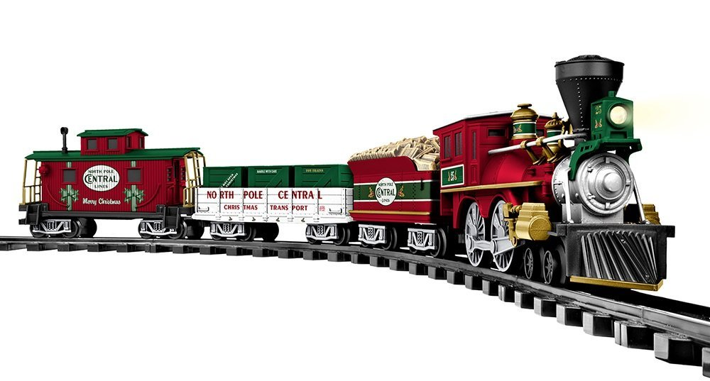 Christmas Decorations Train Set