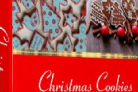 Christmas Cookie Recipe Binders