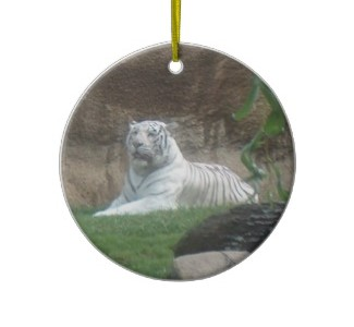 Christmas Tree Ornaments: Endangered Species