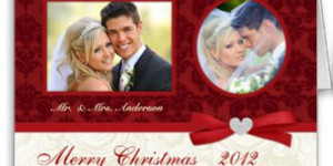 Newlywed-Photo-Christmas-Ca