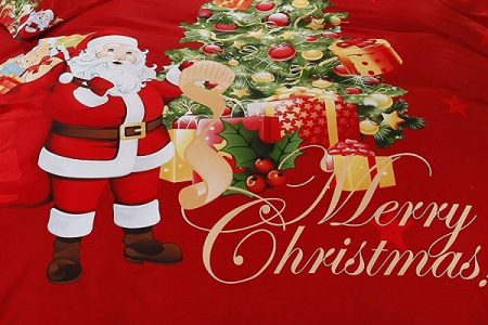 Christmas Bedding:  Duvet Cover Sets