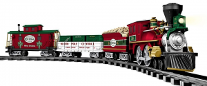 Christmas Trains for Gifts and Decor