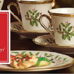Lenox Holiday China for Christmas