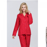 Red Christmas Pajamas for Women