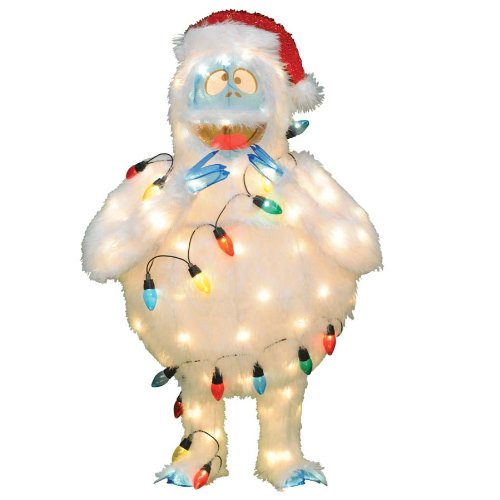 Bumble Abominable Snowman Christmas Yard Decoration ...